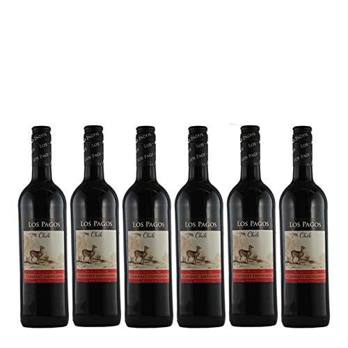 Rotwein Chile Cabernet Sauvignon Valle Central trocken (6x0,75l)