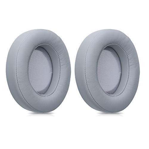 kwmobile Almohadillas compatibles con Razer Kraken 7.1 V2-2X Almohadilla de Repuesto para Cascos y Auriculares en Cuero sintético