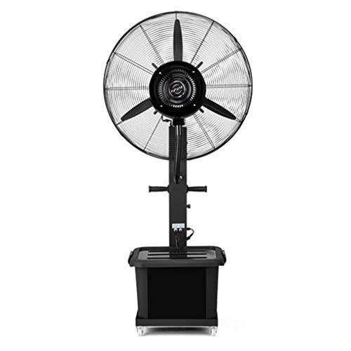 CLHXZE Lüfter sprühen Mit Rollen Standventilator, Luftkühler for Industrieanwendungen -RR0813D Standventilatoren