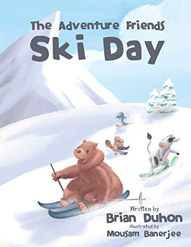 The Adventure Friends Ski Day product image