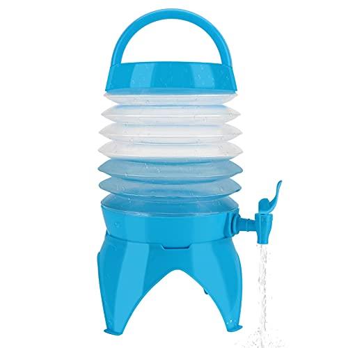 Olerd Drink dispenser, Lemonade Juice Beer Beverage Dispenser with Spigot for Parties, BPA Free Plastic, 1.3 Gallon