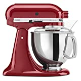 KitchenAid KSM150PSER Artisan Tilt-Head Stand Mixer with Pouring...