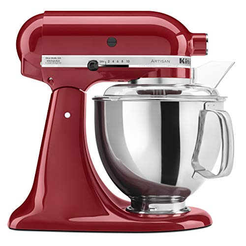 kitchenaid mixer imperial grey - 6