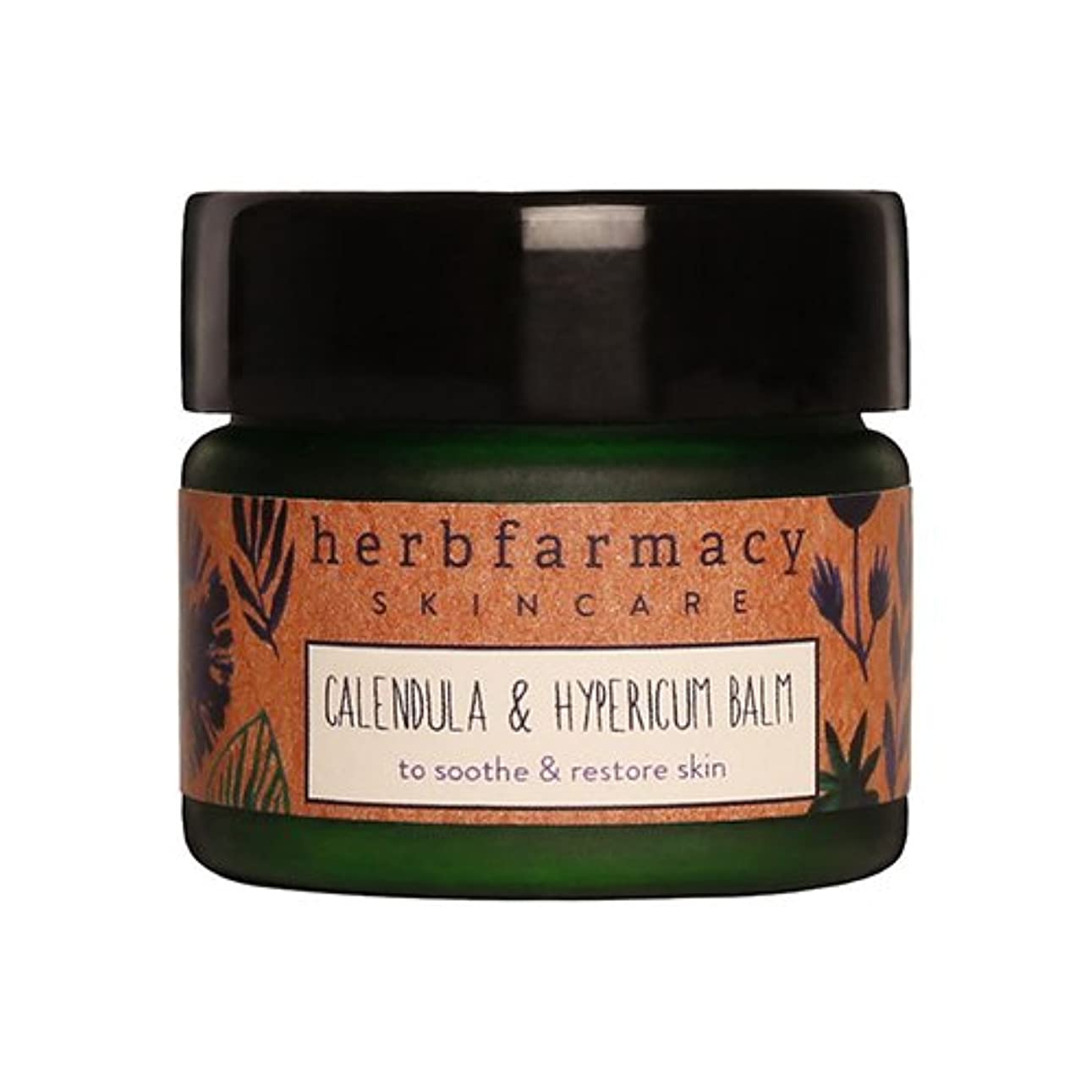 ファンシーパトロール世辞ハーブファーマシー (herbfarmacy) カーミング バーム 〈フェイスバーム〉 (20mL)