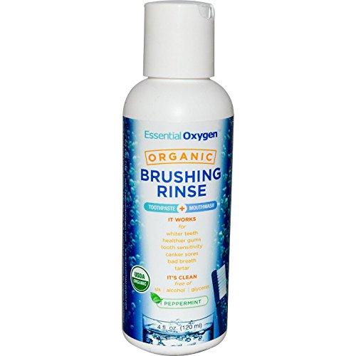 Essential Oxygen Brushing Rinse, Travel Size 3 Oz Nebraska
