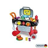 Vtech 80-607974 Mein erster Grill, Rollenspielzeug, Mehrfarbig
