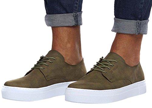 LEIF NELSON Hombres Zapatos Zapatos Casuales Elegantes del Verano del Invierno Zapatos del Ocio de los Hombres