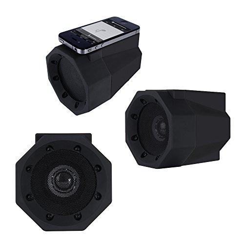 Touch Lautsprecher - Boom Box | Lautsprecher Boxen | Männer Geschenke | Musik Anlage | Speaker | Jugendzimmer Dekoration | Sound Box | Geschenk für Freund | Handy Lautsprecher | Preis am Stiel®
