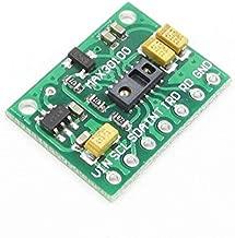 haoyishang max30100oxímetro de pulso sensor de frecuencia cardíaca módulo desarrollo junta para Arduino