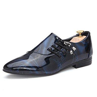 Scarpe uomo Office & carriera/Party & Sera/Casual Oxfords nero/blu/marrone/viola/bianco