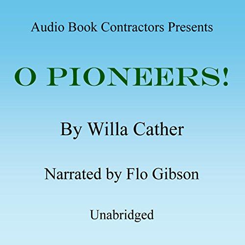 O Pioneers! audiobook cover art