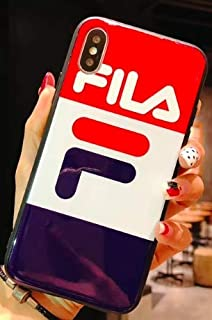 coque iphone 8 plus fila blanche