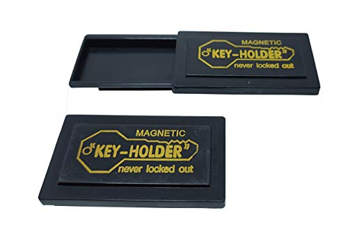 Nitmoi Products Magnetic Key Holder Set Of 2 Measures 3.125 Inches x 1.625 Inches