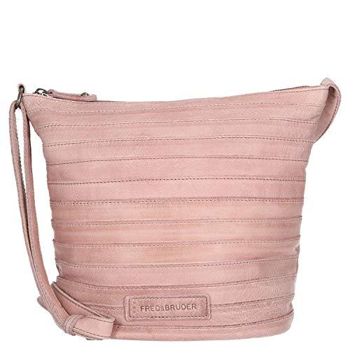FREDsBRUDER Damen Umhängetasche Gürtelinchen rosa One Size