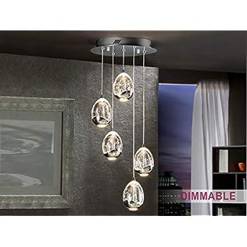 Schuller Moderne Lampen Rocio Gold 5 L Dimmbar Amazon De Beleuchtung