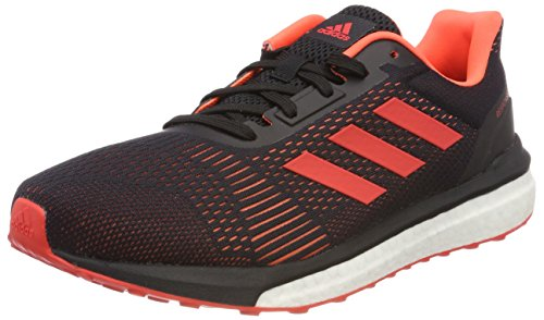 Adidas Response St M, Zapatillas de Trail Running para Hombre, Negro (Negbas/Roalre/Narsol 000), 42 2/3 EU