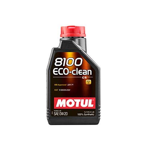 Motul 0W20 Motoröl für den Ölwechsel bei der B Klasse W247 ab Baujahre 2018