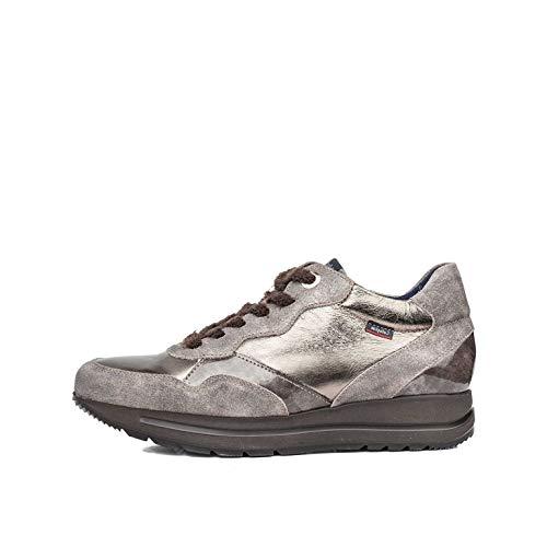 CALLAGHAN Zapatos de Mujer Zapatillas Altas 40700 Bronce Talla 37 Bronce