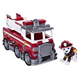 PAW PATROL – Vehículo + Figura Ultimate Rescue Marcus, 6046151, Multi Color