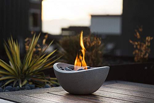 Terra Flame OD-TT-WAV-BGE-03N Fire Bowl,...