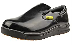 DDTX Slip Oil Resistant Slip-on Mens Work Shoes