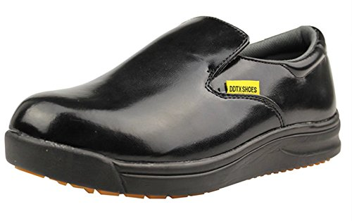 DDTX Slip-on Mens Work Shoes