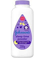 JOHNSON'S Baby Diapering Powder - Sleep Time, 200g