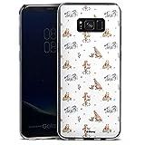 DeinDesign Coque Slim Compatible avec Samsung Galaxy S8 Plus Coque Ultra Fine Coque en Silicone...