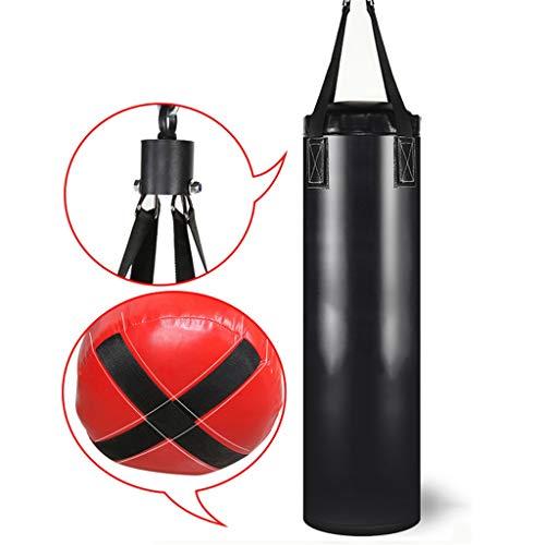 GZLL Leeren Punching Boxsack Verschiedene Taekwondo Training Stanzwerkzeuge und hängende Ketten Unfilled Boxsack MMA Kick Boxing Karate Gymnastik-Training Training Fitness for Erwachsene Teens Jungen