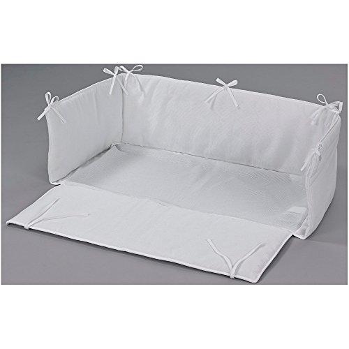Geuther 4162322 Tour de lit pour Betty et Betsy Blanc 500 g