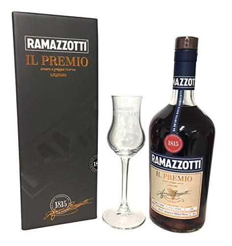 Il Premio Amaro E Grappa Riserva Liquore Ramazzotti Cl 70 35% vol