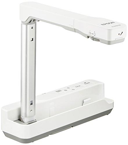 エプソン プロジェクター 書画カメラ ELPDC07 (最大8倍デジタルズーム 最大撮像サイズB4)