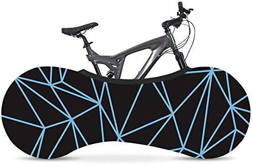 YSHUAI Bike Covers Fahrradaufbewahrung Indoor Mountainbike Abdeckung Fahrradkeller Abdeckung Rad Hose Ketten Garage Anti Staubschutz für Mountainbike Radfahren Rennrad,Blue