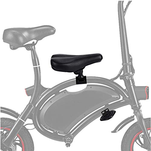 Newborm Set of Children Saddle Electric Bike Seat Foot Pedals Front Mounted Bikes Carrier Kids' Safety Seats Foot Pedals for Child F - Wheel D-Y-U E-Bike Folding Electric Bicycle Attachment