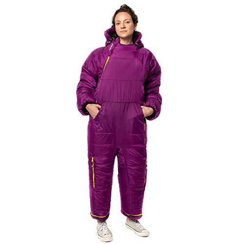 SELKBAG SBOR6PEL Selk'Bag Original 6G - Purple Evening Size L Adulte Unisexe, Violette, Grand