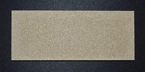 Zugumlenkung unten für Wamsler Metropolitan Kaminöfen - Vermiculite - Passgenaues Kaminofen Ersatzteil