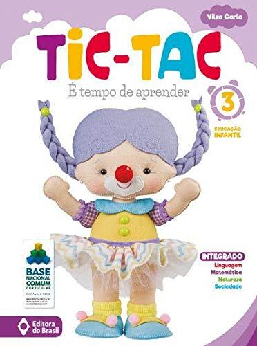 Tic-tac - É Tempo De Aprender - Educação Infantil 3