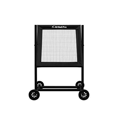 All Ball Pro Stinger X - Sports Rebounder Bounce Back Net, Pitch Back, for Lacrosse, Baseball, Softball, Soccer, Football, Basketball, Volleyball, Made in USA
