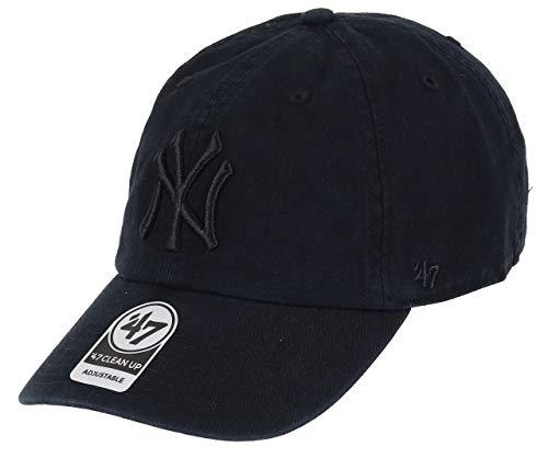 '47 Brand MLB New York Yankees Clean Up Cap - Black