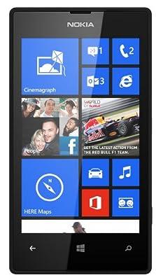 Nokia Lumia 520 8GB Unlocked GSM Windows 8 OS Cell Phone