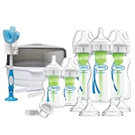 Contoured breast-like teat for a proper latch and a more natural bottle-feeding experience Anti-colic vent system is clinically proven to reduce colic Shown to better preserve nutrients in breast milk and formula Bpa free, dishwasher (top rack) and s...