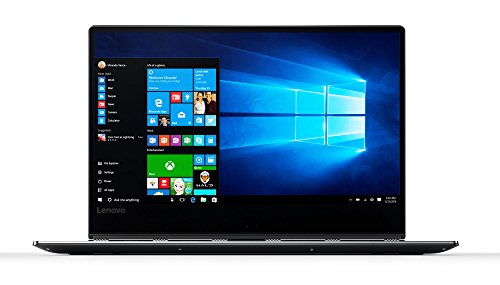 Lenovo Yoga 910 - Intel Core i7-7500U Processor (4M Cache, up to 3,50 GHz), 16 GB RAM, 1000 GB SSD, 35.306 cm (13,9 pulgadas) 4K (3840 x 2160) IPS MT, Intel HD Graphics 620, Windows 10 Home 64