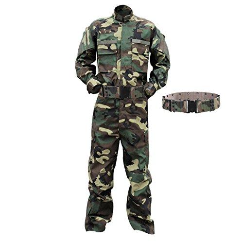 Diseno De Camuflaje Y Estilo Uniforme Militar Juego De Chaqueta Y Pantalones Comando Camisas Y Camisetas