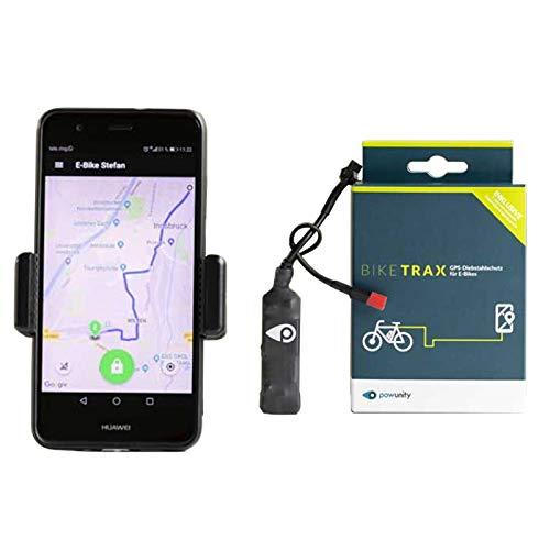 BikeTrax GPS-Tracker für Shimano E-Bike, HAB-BGPSH-LI09-01