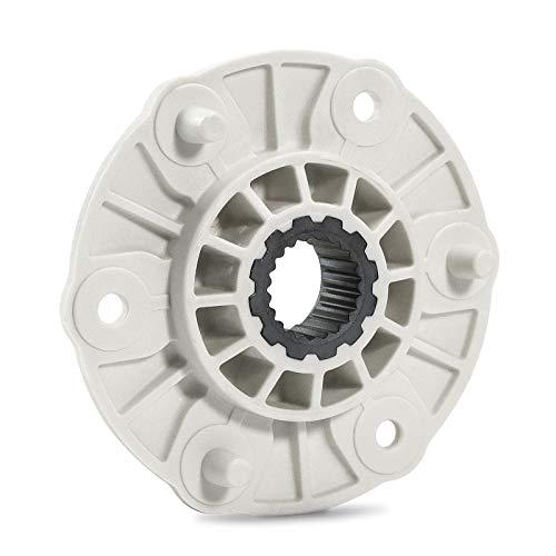 Washer Rotor Hub Assembly MBF618448 for LG Washing Machine(Original Version), Replace Part# PBT-GF30, 4413ER1001C, 4413EA1002B 4413ER1003B, 4413ER1002F