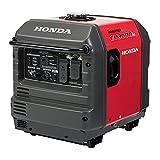 Honda EU3000IS1AN 3000-Watt 120-Volt Inverter Generator with CO-MINDER...