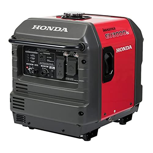Honda EU3000IS1AN 3000-Watt 120-Volt Inverter Generator with CO-MINDER - 49-State