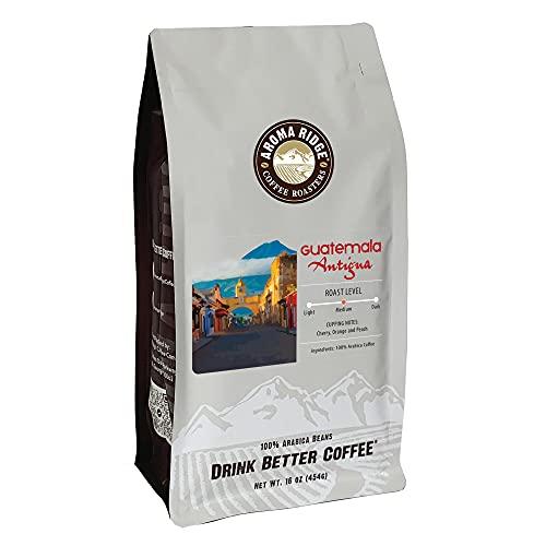 Aroma Ridge Guatemala Antigua Whole Bean...