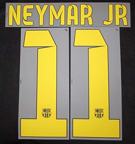 Nike Original 2014–2015Barcelone FC Neymar Jr Flock pour Home Maillot Neuf