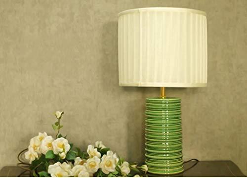 HIGHKAS Lámpara cerámica verchina Sala Estar Dormitorio Comedor den Cilindro Adornos creativos cálida lámpara Noche